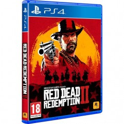 "JUEGO PS4 ""RED DEAD REDEMPTION 2"""