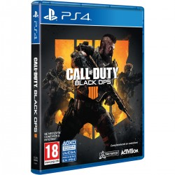 "JUEGO PS4 ""CALL OF DUTY blacks ops 4"""