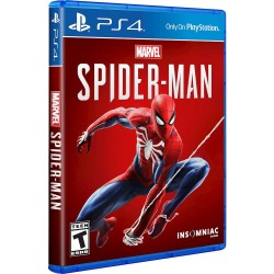 "JUEGO PS4 ""SPIDER-MAN MARVEL 2018"""
