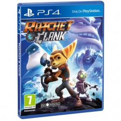 "JUEGO PS4 ""RATCHET & CLANK"""