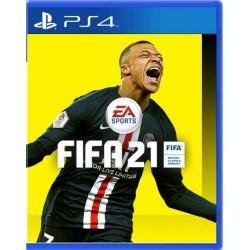 "JUEGO PS4 ""FIFA21"""