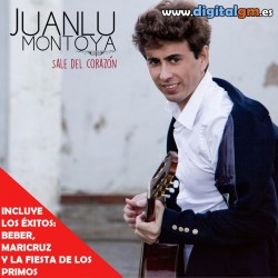 "Disco JUANLU MONTOYA ""Sale del corazón"" 2015"