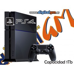 PS4 CONSOLA SONY 1Tb (1024Gb)