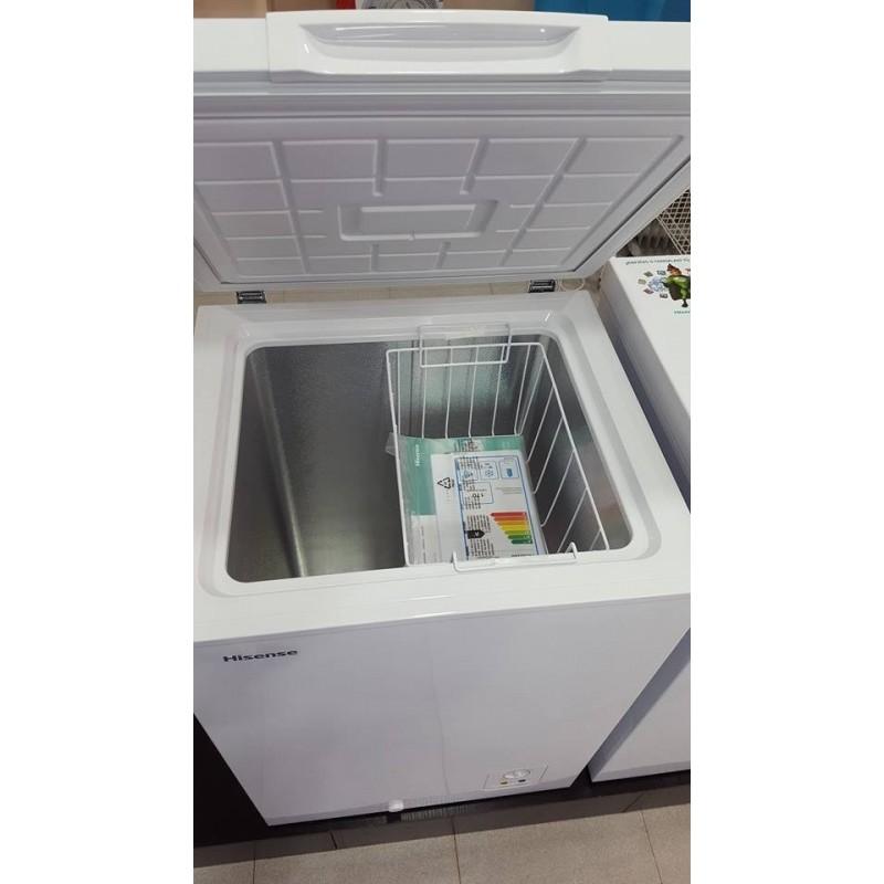 Congelador arcon hisense ancho 56cm - Arcon congelador pequeno ...