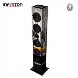 ALTAVOZ TORRE INFINITON ST-41 (40w/BLUETOOTH/MANDO/USB/SD)