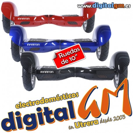 """PATINETE ELECTRICO INFINITON InRoller 3.0 - 10"""""""