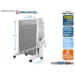 MICA GRUNKEL RMC-G1500 (1500W / PANEL DE MICA)